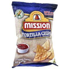 Mission Tortilla Chips Original Flavour