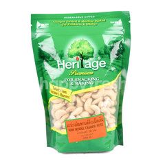 Heritage Premium Raw Whole Cashew Nuts