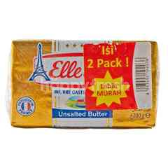 Elle & Vire Unsalted Butter