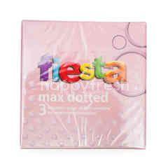 Fiesta Max Dotted Condom