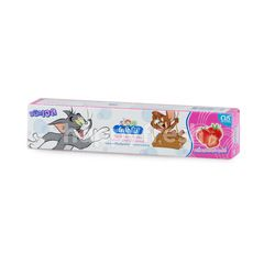 Kodomo Strawberry Gel (Baby Toothpaste)