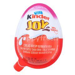 Kinder Joy Chocolate For Girls