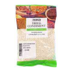 Tesco White Sesame Seeds