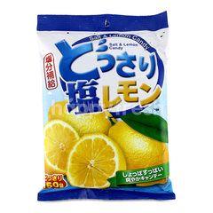 Cocon Salt And Lemon Candy