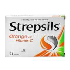Strepsils Sore Throat Lozenges (24 Lozenges)