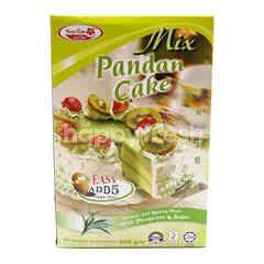 BUNGA RAYA Pandan Cake Mix Flour