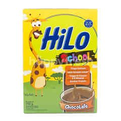 HiLo School High Calcium Less Fat Powdered Chocolate Milk
