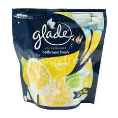 Glade Bathroom Fresh Lemon Zest Air Freshener