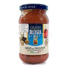 De Cecco Sugo Alla Siciliana Pasta Sauce