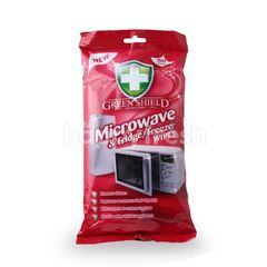 Green Shield Microwave & Fridge/Freezer Wipes