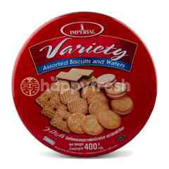 Imperial Variety Assorted Biscuits And Wafers