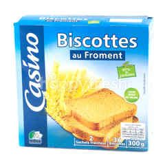 Casino Wheat Biscottes (French Toasts)