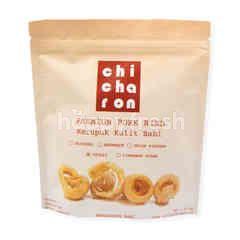 Chicaron Kerupuk Kulit Babi Cabai Premium