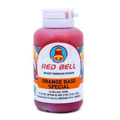 Red Bell Flavoring and Coloring for Food with Orange Base Special Flavor