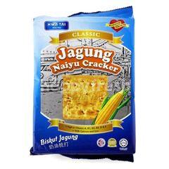 HWA TAI Classic Corn Naiyu Cracker