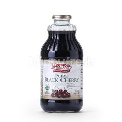 Lakewood Organic Fresh Pressed Pure Black Cherry Juice