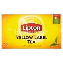 Lipton Yellow Label Tea Bags (50 Sachets)
