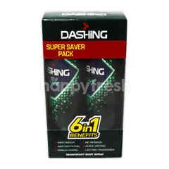 Dashing Active Twin Pack Deo Spray