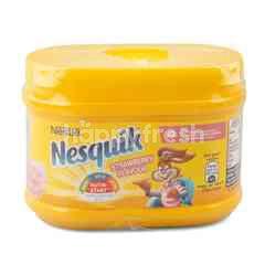 Nestle Nesquik Dark Strawberry Flavour Powder