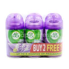 Air Wick Lavender Scent Freshamtic Air Freshener Refill Spray (3 Pieces)
