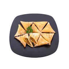 Food Diary Chicken Tikka Samosa