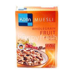 Kölln Wholegrain Fruit & Oats Cereal