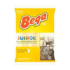 Bega Junior Natural Cheese Stick (8 Pieces)
