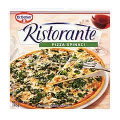 Dr. Oetker Spinaci Ristorante Pizza