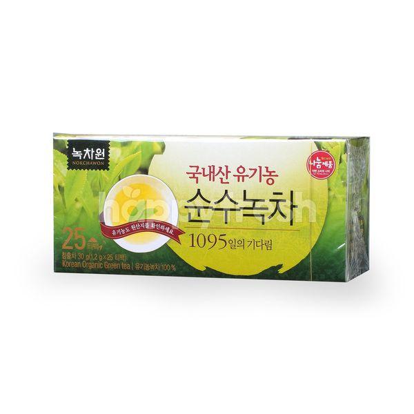 Nokchawon Korean Organic Green Tea