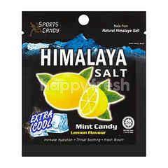 BIG FOOT Himalaya Salt Mint Candy Lemon Flavour