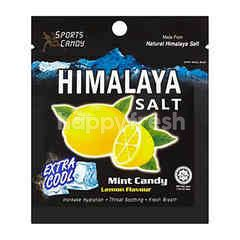 Big Foot Himalaya Salt Mint Candy Lemon Flavour