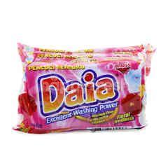 Daia Floral Freshness Detergent Powder (3 Packet)