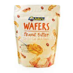 Julie's Wafer Krim Selai Kacang