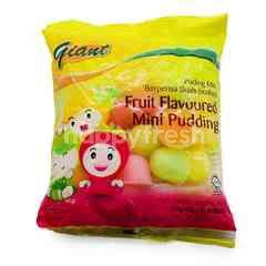 Giant Fruit Flavoured Mini Pudding