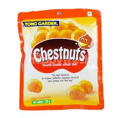 Tong Garden Chestnuts Without Shell 120g