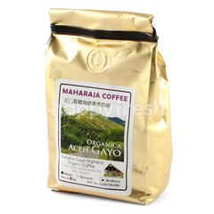Maharaja Coffee Organica Aceh Gayo Coffee Bean