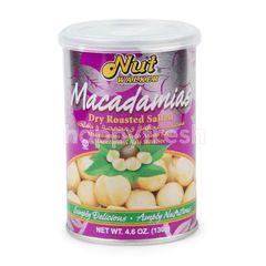 Nut Walker Macadamias Dry Roasted Salted