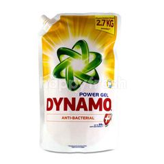 Dynamo Power Gel Anti Bacterial