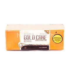 Rious Gold Cake Choco Cheese Cake