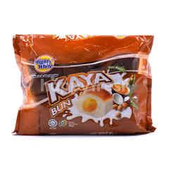 MIGHTY WHITE Kaya Bun (6 Pieces)