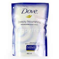 Dove Shower Gel Beauty Nourishing Refill 400 ml