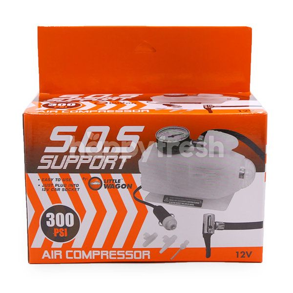 S.O.S Support Air Compressor