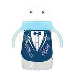 Eplas Holder Water Bottle With Straw