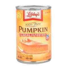 Libby's Pumpkin