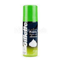 ยิลเลตต์ โฟมมี่ กลิ่นมะนาว