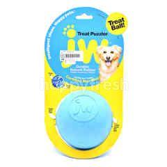 JW Ruffians Treat Puzzler Amaze-A-Ball Dog Toy