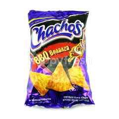 Chachos Bonanza BBQ Corn Chips 185g