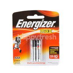 Energizer Max AAA Alkaline Batteries