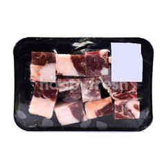 Australian Frozen Boneless Mutton Trunks