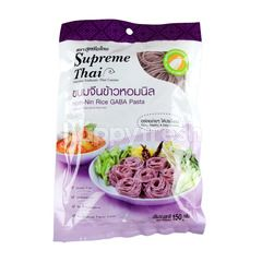 สุพรีมไทย ขนมจีนข้าวหอมนิล